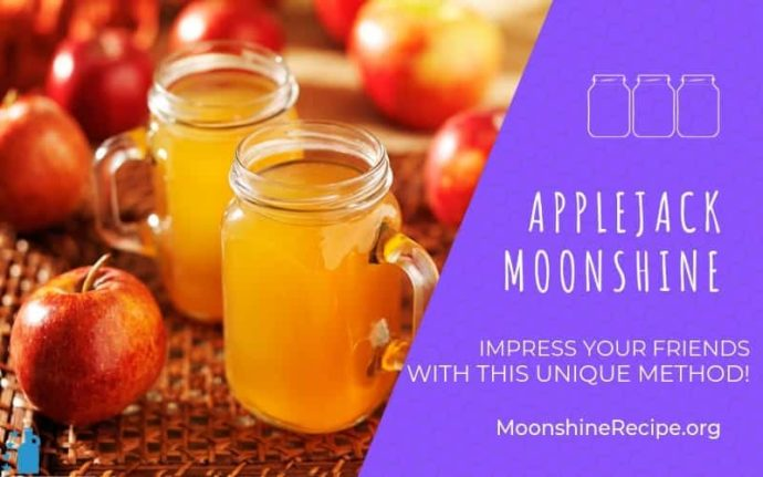 AppleJack Moonshine Recipe