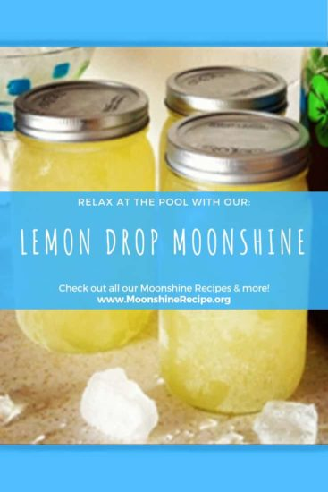Lemon Drop Moonshine Recipe