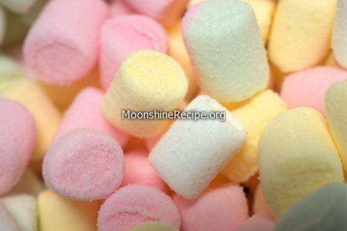 Marshmallow Moonshine Recipe