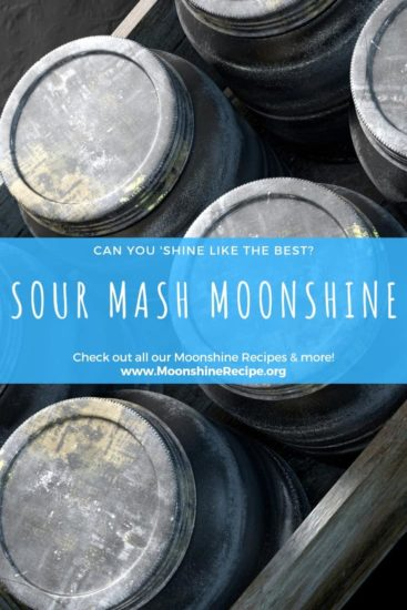 Sour Mash Moonshine
