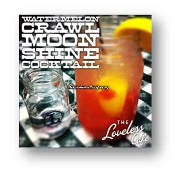 Watermelon Moonshine Recipe