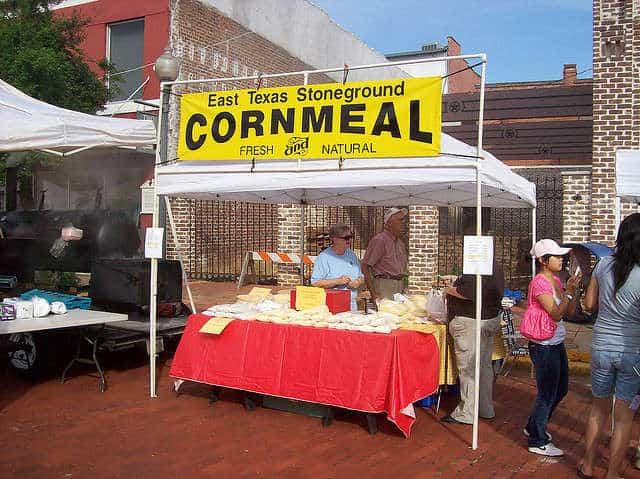 Cornmeal mash moonshine recipe