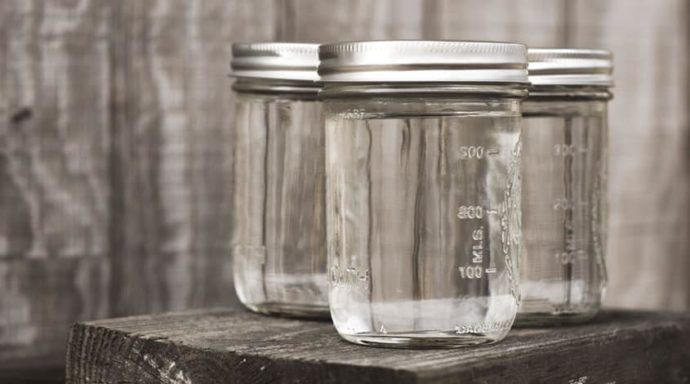 Moonshine Mason Jar