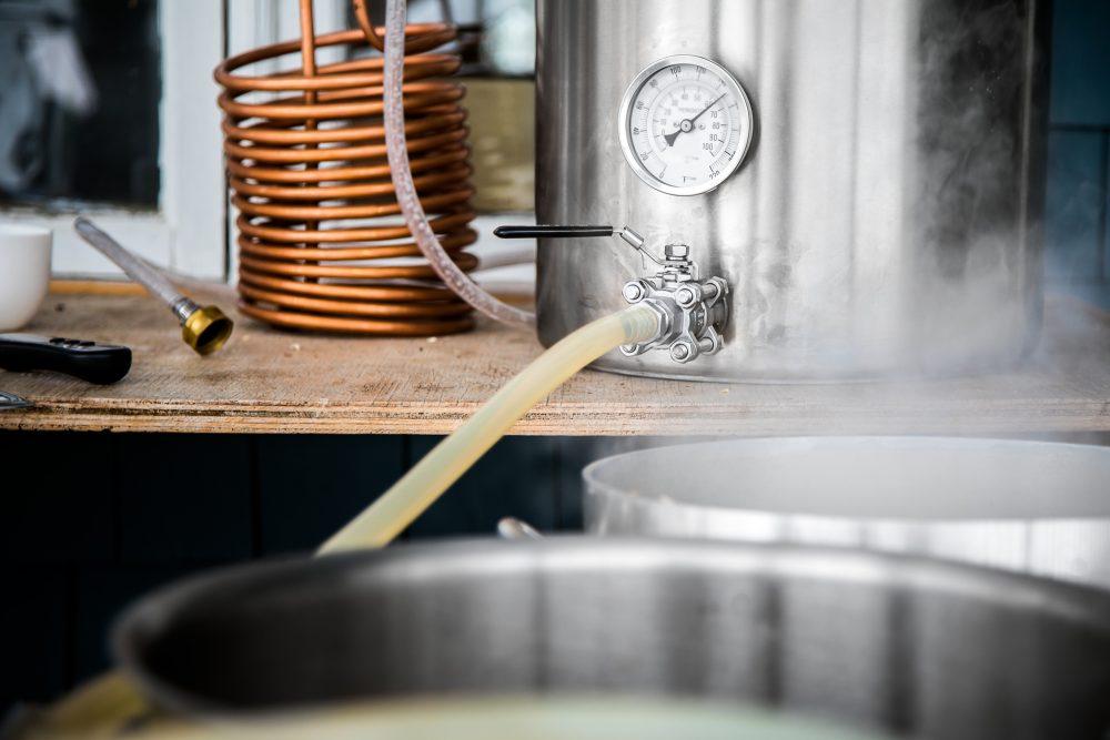 Home Distilling Mash