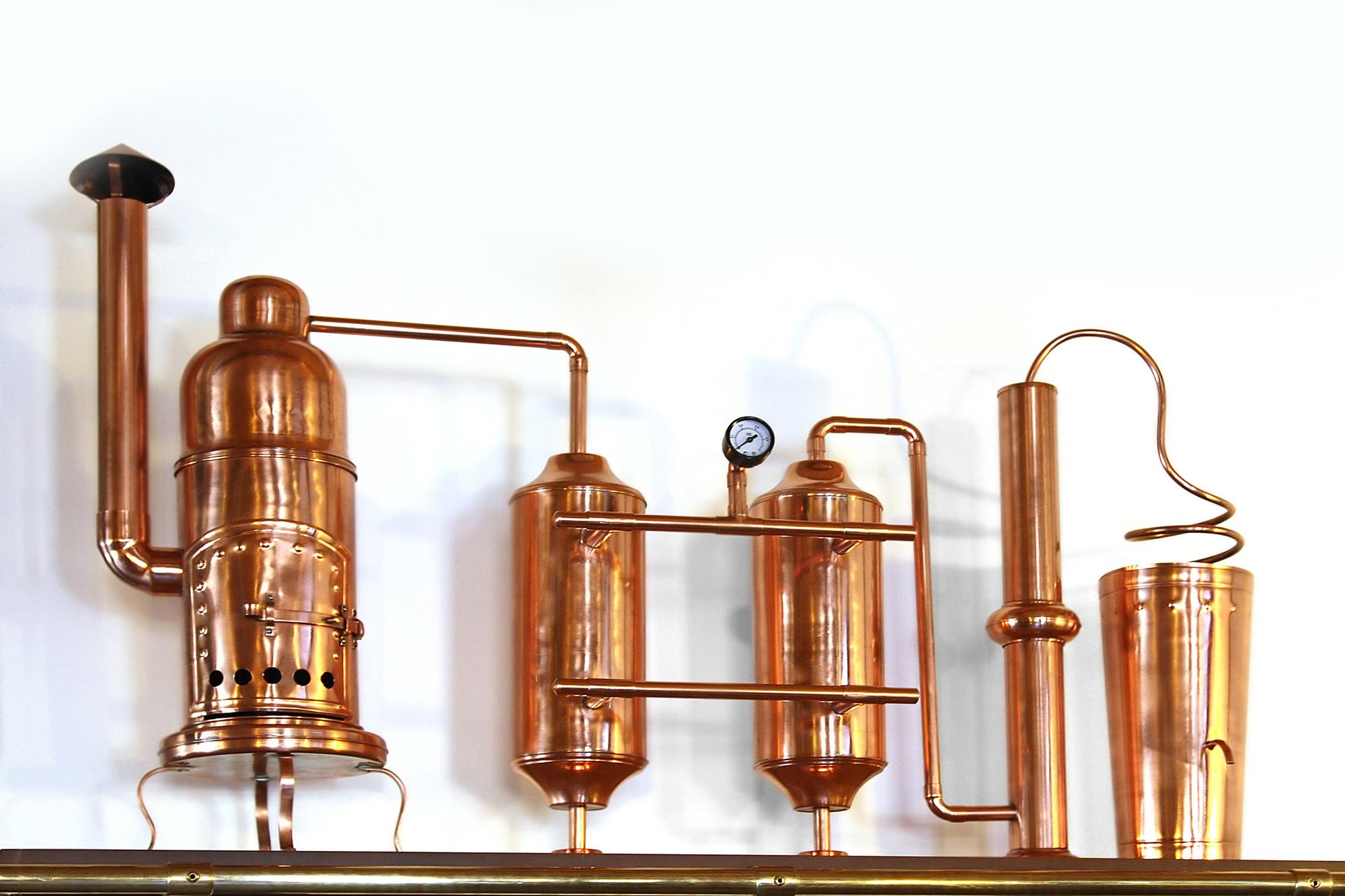 Alembic Copper Still