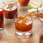Apple Pie Brandy Cocktail Drink Recipe