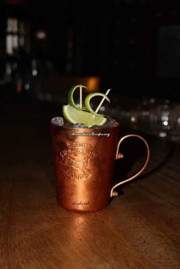 recipe for moscow mule