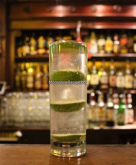 Gin And Tonic Recipe | Tanqueray Gin Mix
