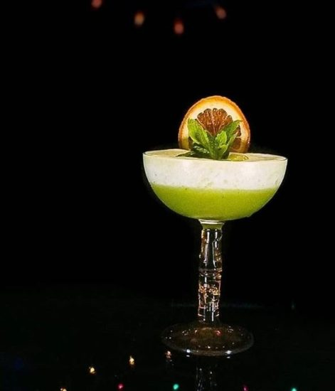 Fun Cocktail Recipe With Apricot Liqueur Lime Pineapple