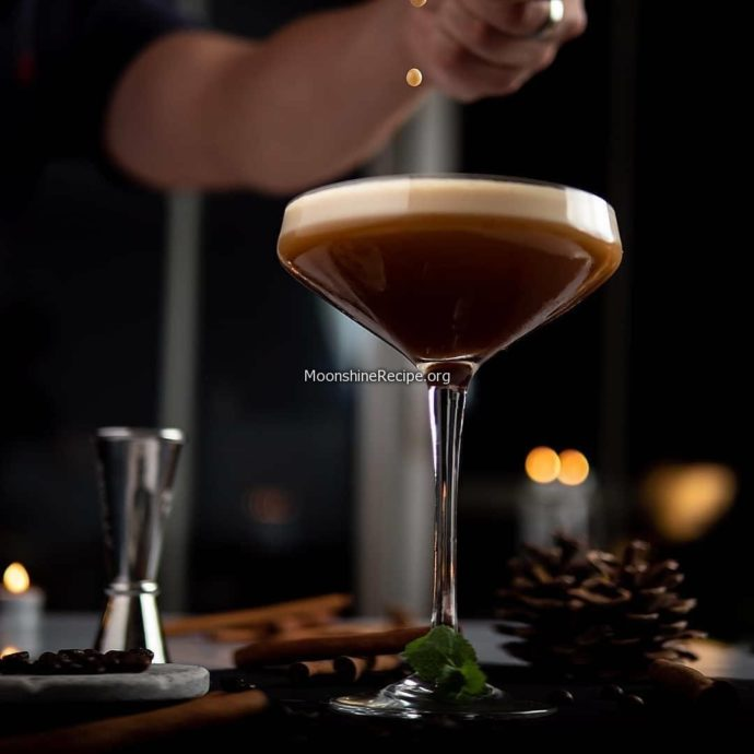 Chocolate Espresso Martini Recipe 2020