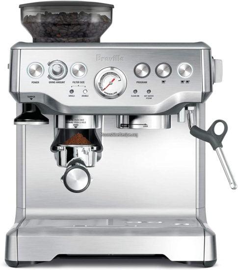breville coffee espresso machine