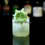 Margarita Cocktail Recipe With Tequila Pineapple Agave Syrup