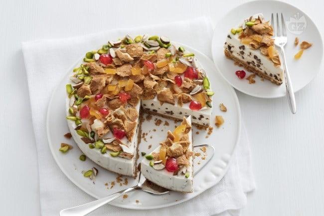 Cannoli Cheesecake Recipe