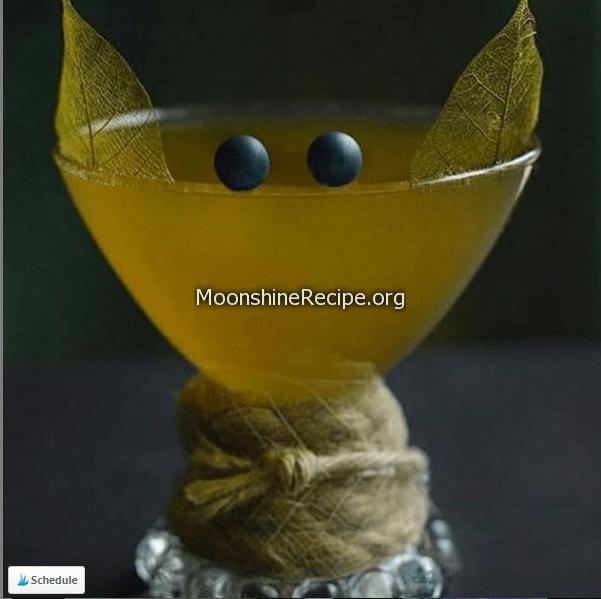 Baby Yoda Gin