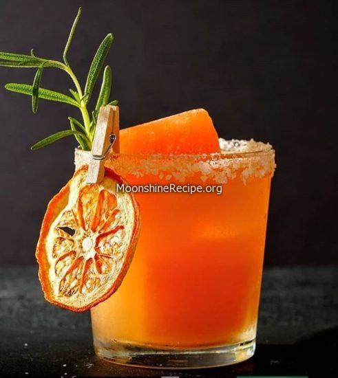 Grapefruit Juice Cocktail