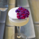 Lemon Drop Vodka Martini cocktail