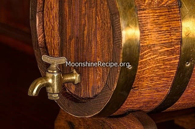 rum barrel