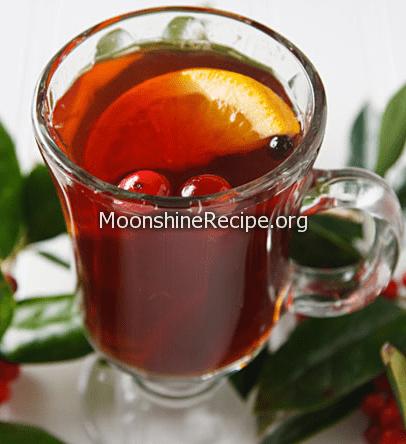 Apple cider moonshine