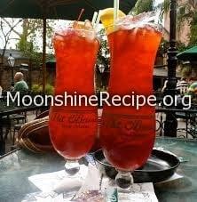 Shiny Hurricane Moonshine