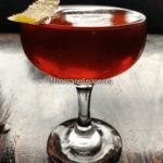 chamomile infused gin