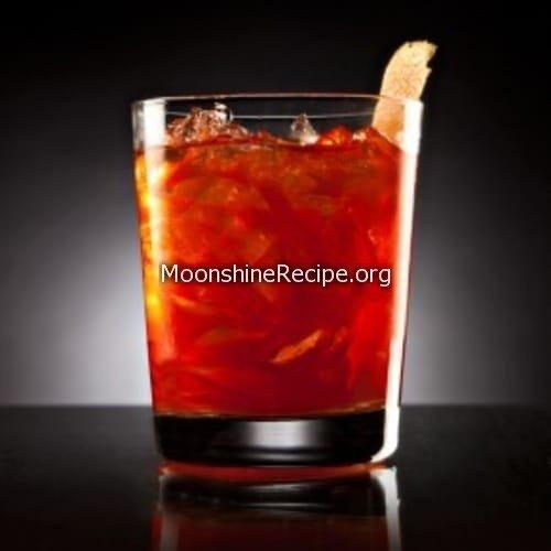 Grapefruit vodka