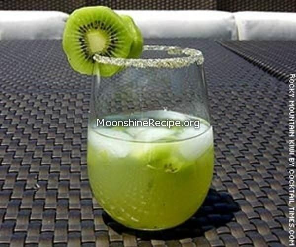 Kiwi Vodka Mash