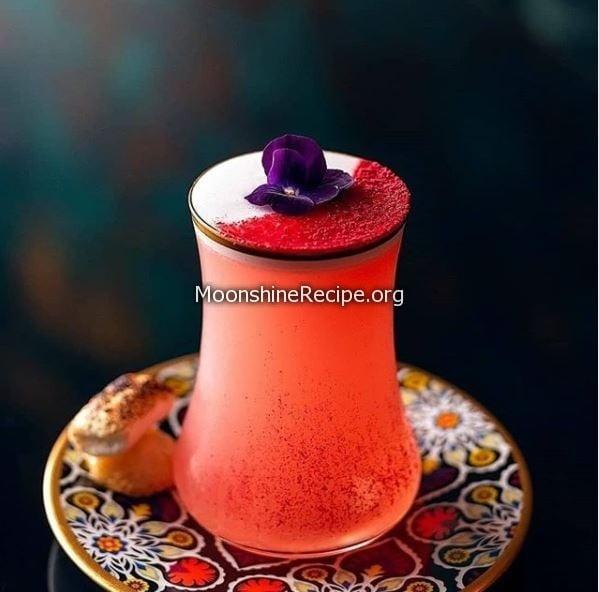 Rose Gin Cocktail