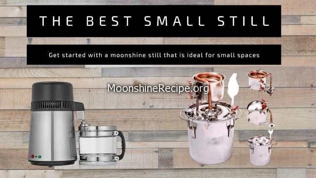 Discover The Best Small Moonshine Stills For The Modern Spirit Creator