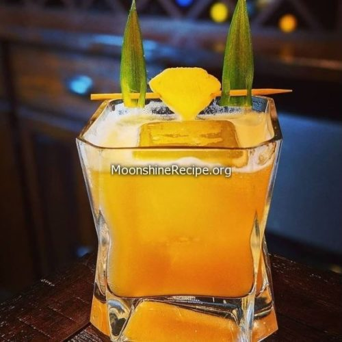 pineapple bourbon Lemonade