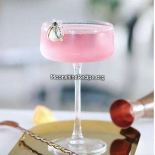 Blossom Martini Cocktail