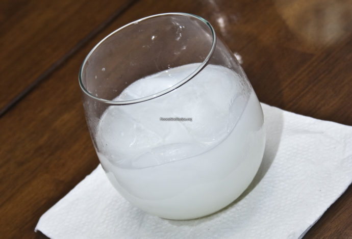 Coconut Water Vodka