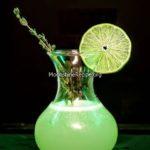 Green Thyme Cocktail