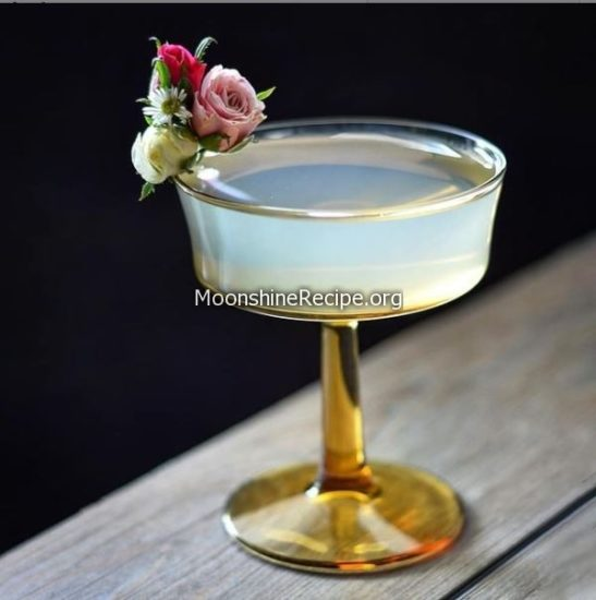 Old Maid Rose Cocktail