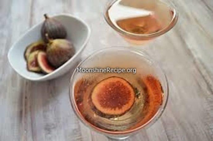 fig and saffron moonshine