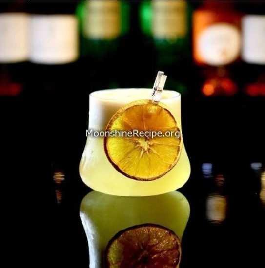 eldemot bourbon cocktail