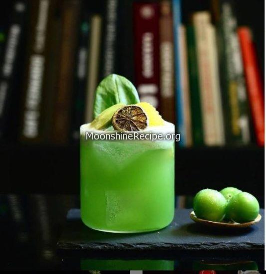 grass vodka cocktail