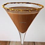 Nutella shine cocktail