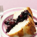 Ginger Berry Food Cake