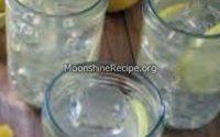 Lemon Lavender Shortbread Moonshine
