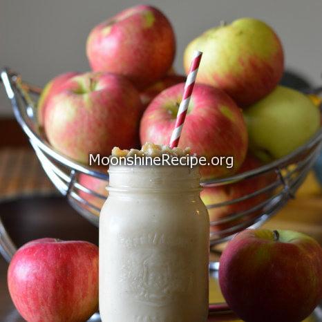 apple moonshine slush
