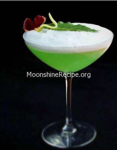 lemon sage cocktail