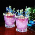 Butterfly Pea Flower Margarita