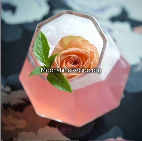 Pink Rose Cocktail