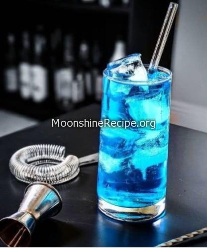 Blue Curacao Rum