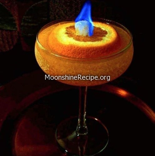 Fire & Ice Cocktail
