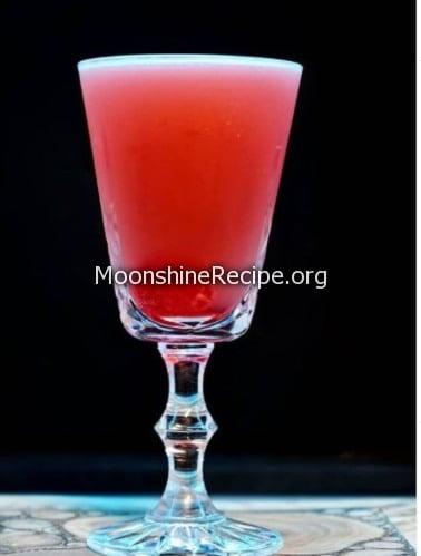Rum Maraschino Cocktail