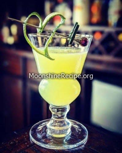Pliny's Tonic Cocktail